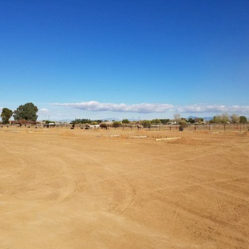 25-acre grading job in Gilbert-1