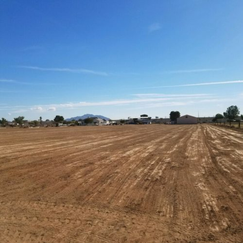 25-acre grading job in Gilbert-2